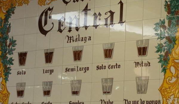 "Póngame un ""no me lo ponga"", la peculiar forma de pedir un café en Málaga"